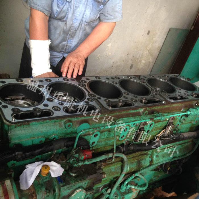 某鞋厂机组维修
